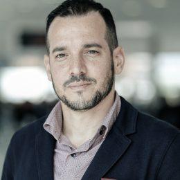 """3 Questions à Jean-Vincent """"JV"""" Chardon, European Sales Manager chez TUNE"""