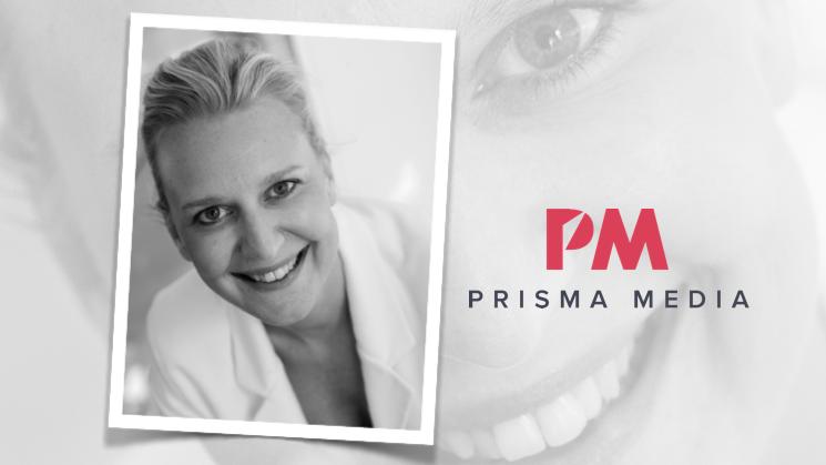 Karine Rielland, Prisma Media