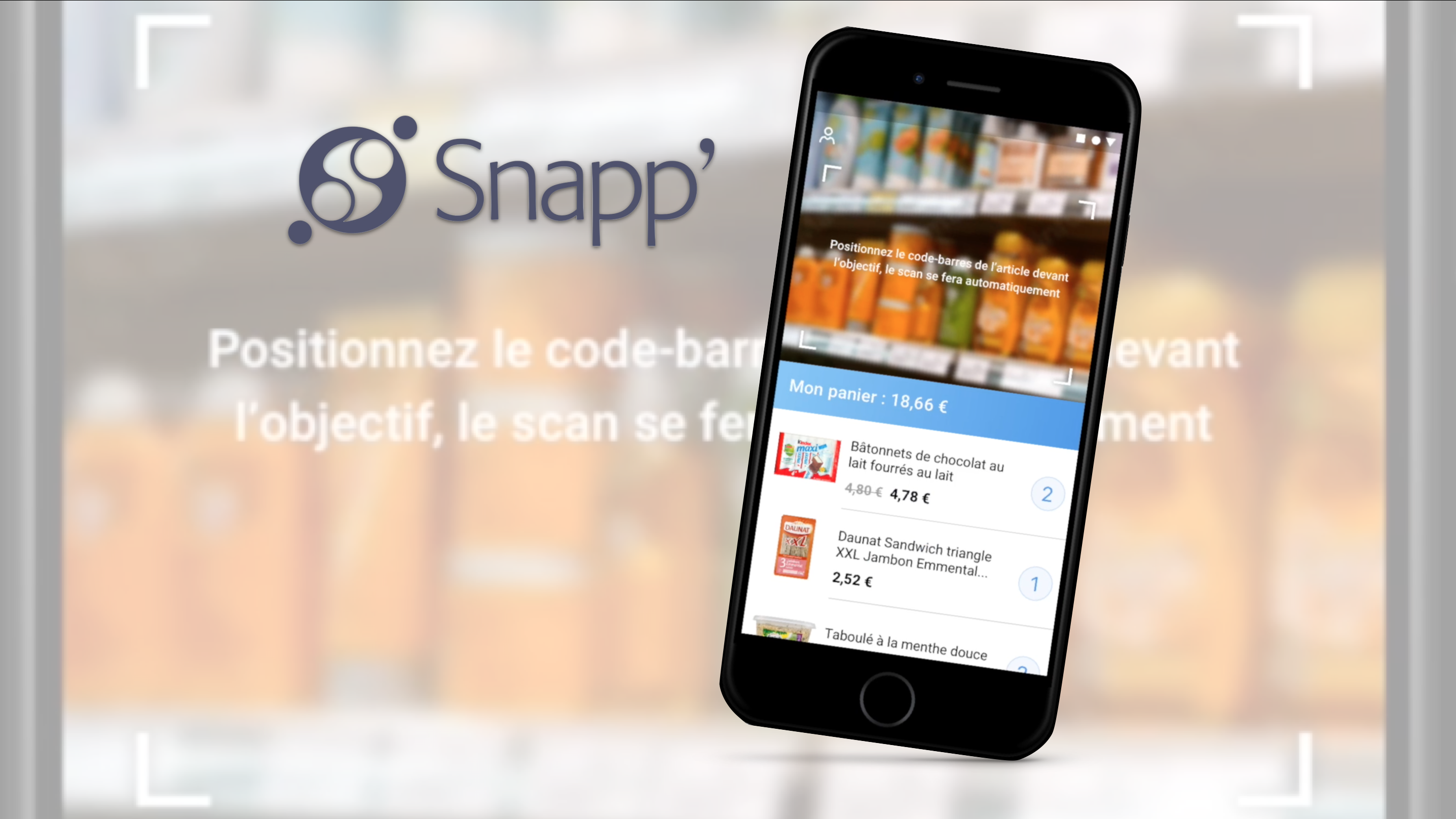 snapp Scan&Pay