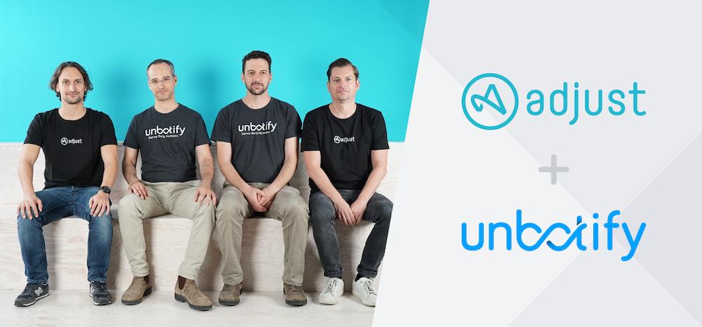 Adjust unbotify