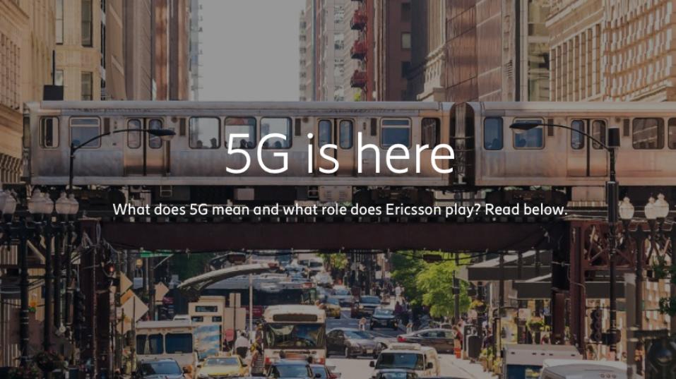 5G Ericsson