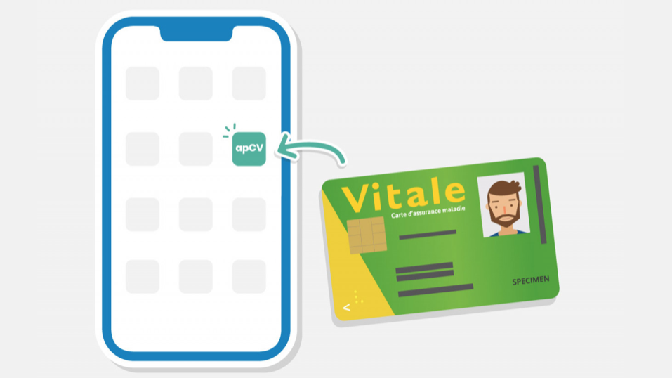 app carte vitale