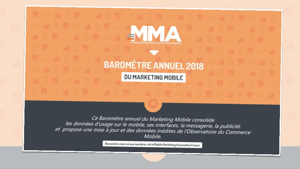 baromètre marketing mobile