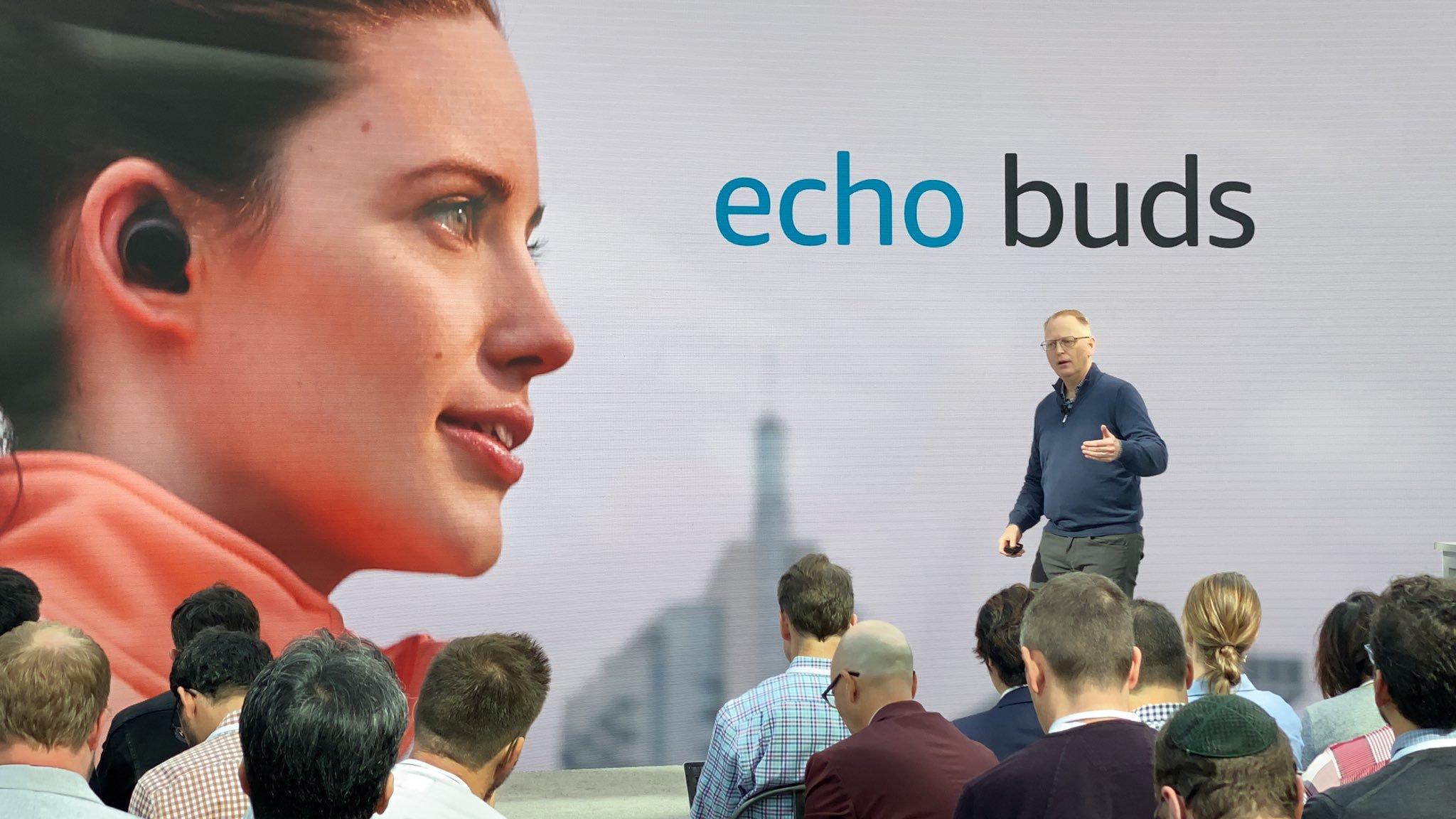 Amazon Echo Buds par Cedric Ingrand