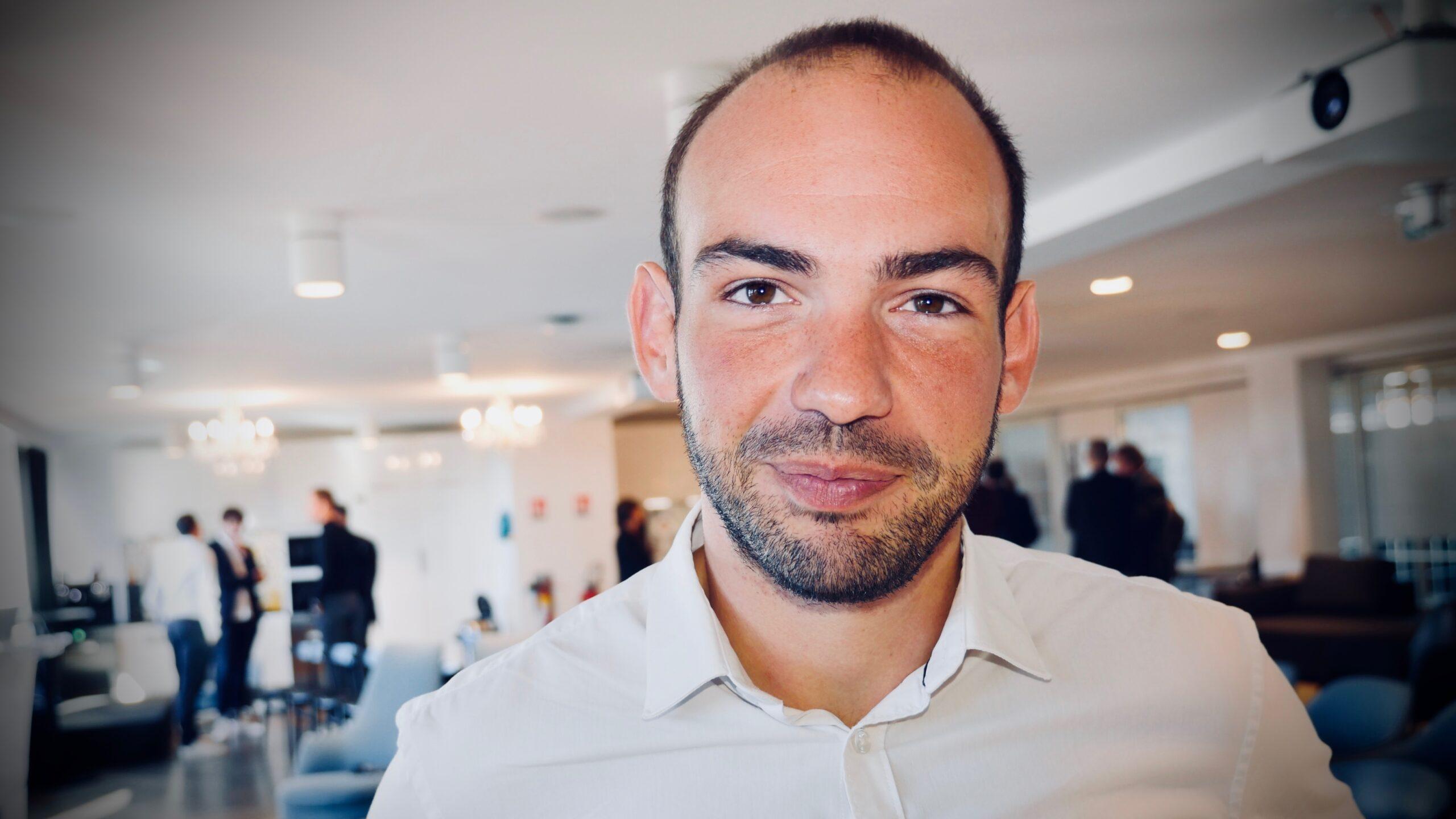 Samy Azzouz, Head of Sales – Direct @ Vectaury