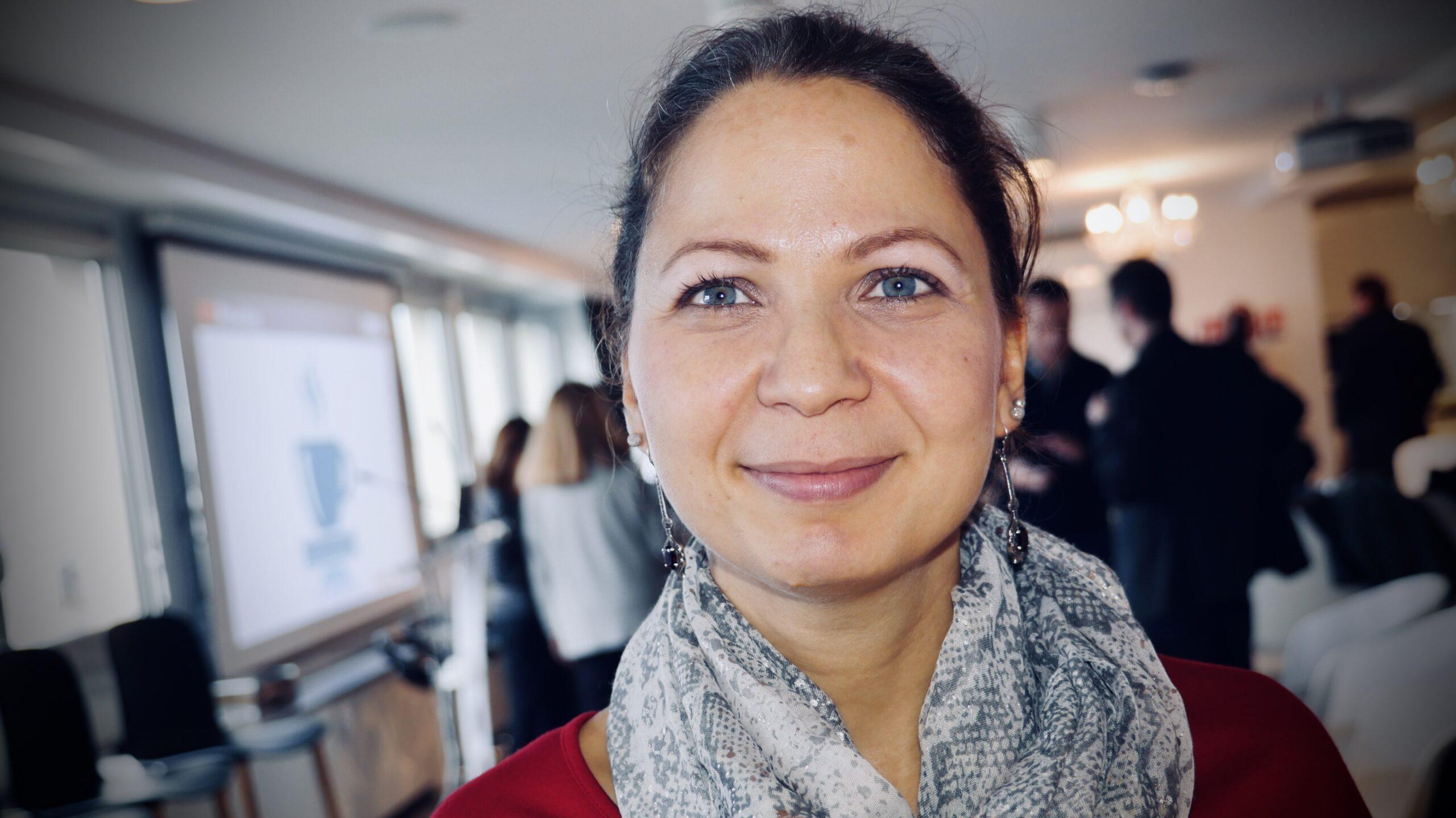 Jamila YAHIA, Médiamétrie