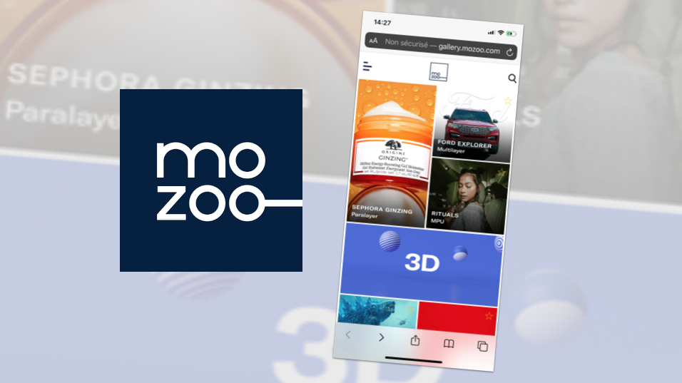 mozoo 3D AR
