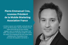 CP : Pierre-Emmanuel Cros nommé Président de la Mobile Marketing Association France