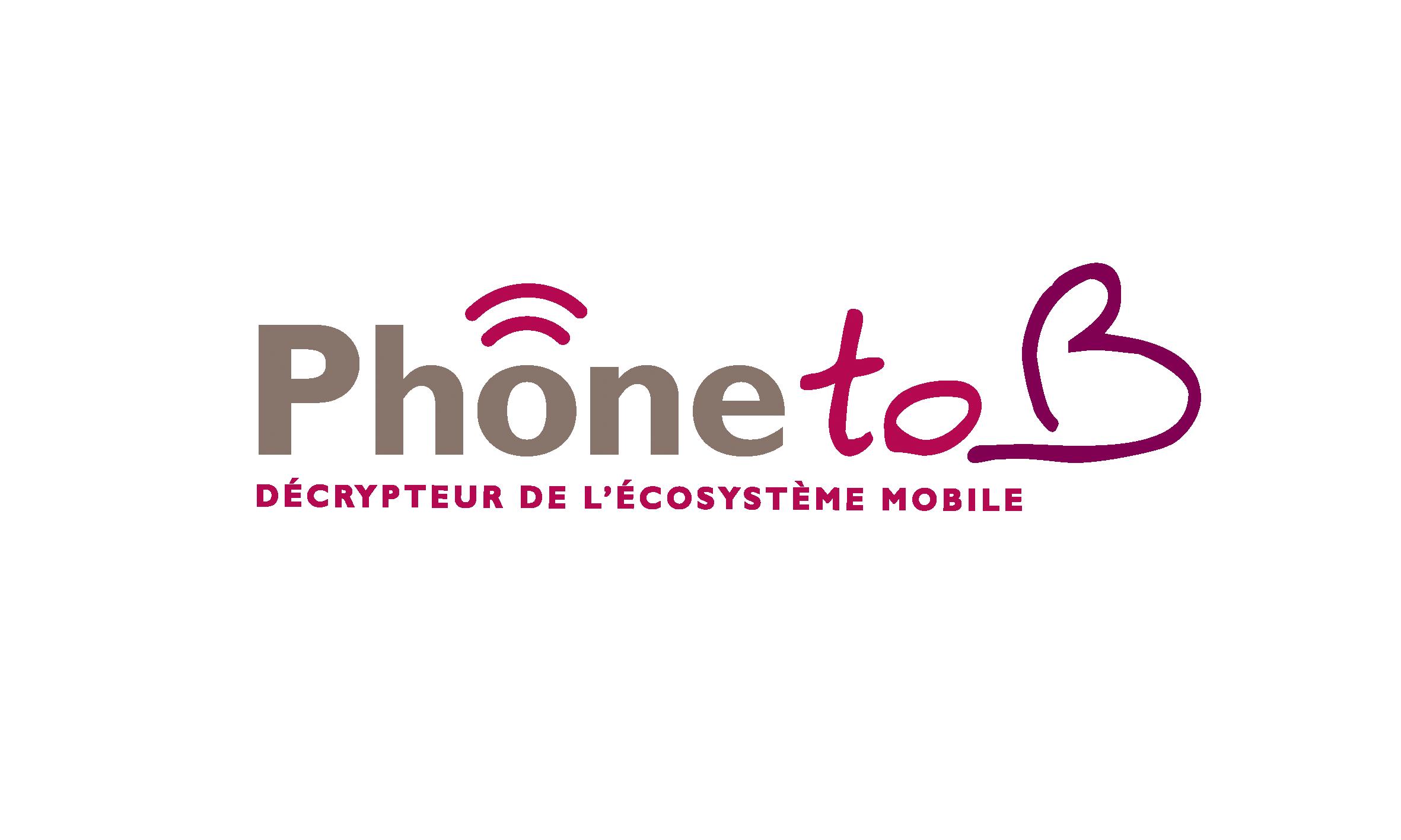 Phone to B