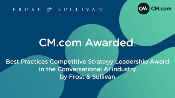 cm award frost and sullivan